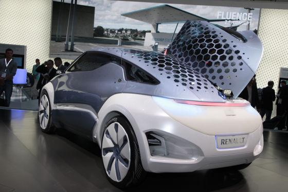 Renault Zoe Z.E. Concept