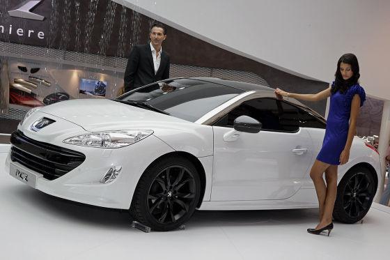 Peugeot RCZ Limited Edition