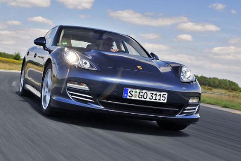 Porsche Panamera ab 22. September als Mietwagen bei Avis