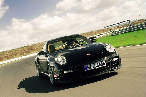 Top-Sprinter: Der Heidl Porsche braucht 3,2 Sekunden bis 100 km/h.