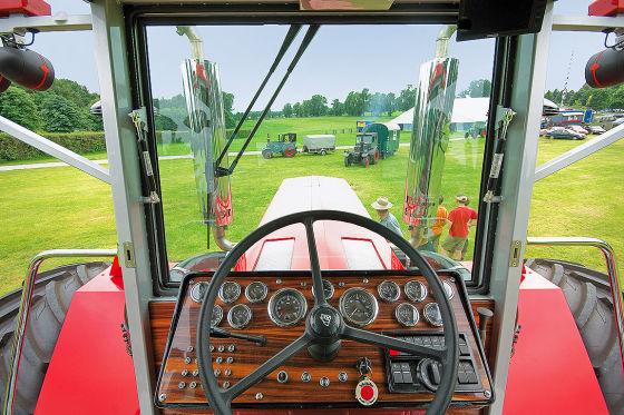 Europas stärkster Allrad-Traktor