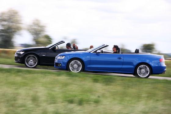 Audi S5 Cabrio BMW 335i Cabrio
