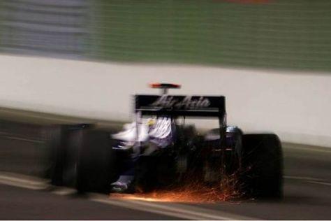Nico Rosberg ist mit dem Verlauf des Freitags zufrieden