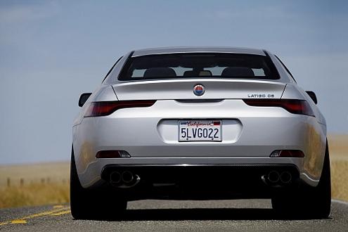 Der Sonne hinterher: 620 PS und rund 330 Km/h Höchstgeschwindigkeit versprechen eine Menge Fahrspaß.