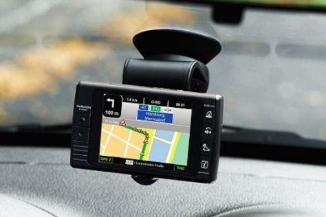 Navigationsgeräte immer beliebter