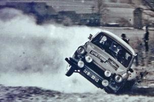 Der Rallye-Trabi