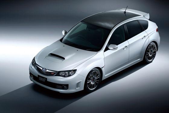 Subaru IMPREZA WRX STI CARBON