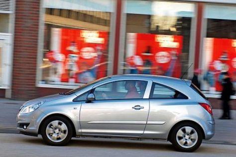 Rückruf Opel Corsa