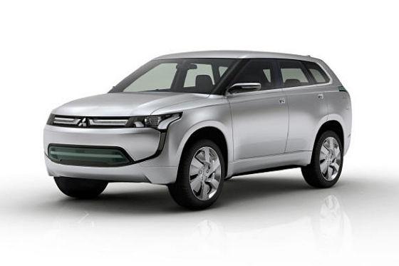 Mitsubishi-Studie  PX i-MiEV