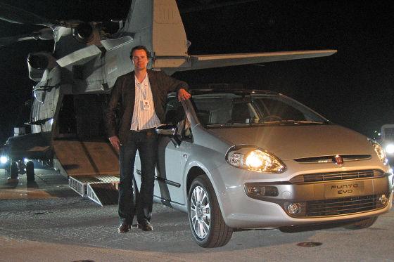 Test Fiat Punto Evo 1.4 16V MultiAir