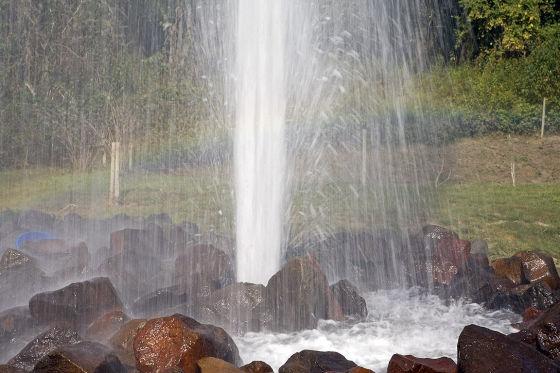 Kaltwasser-Geysir