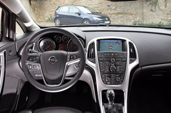 Opel Astra 1.6 T