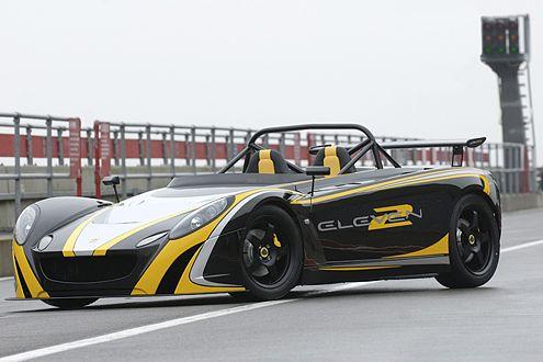 Der Lotus 2-Eleven beschleunigt in 3,9 Sekunden auf Tempo 100.