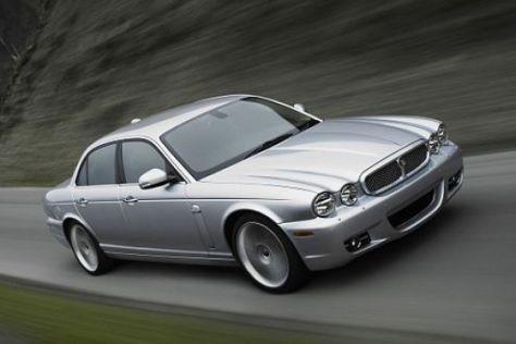 Facelift Jaguar XJ