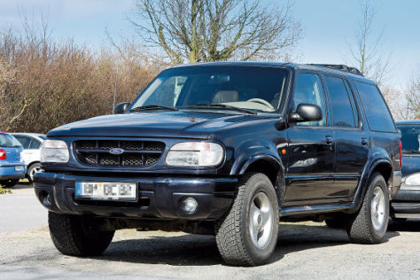 Ford Explorer (2001)