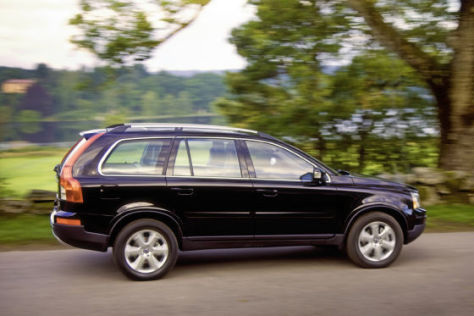 Volvo XC90 Modelljahr 2010