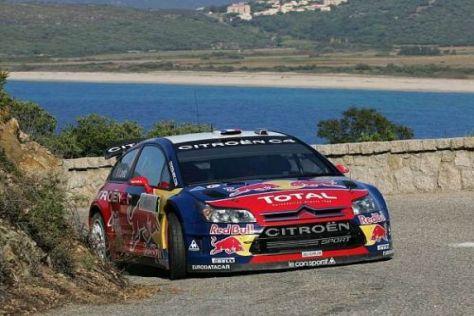 Die Chancen stehen 50:50, dass die WRC auch künftig auf Korsika fährt