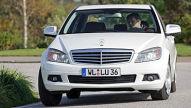 Dauertest Mercedes C 180