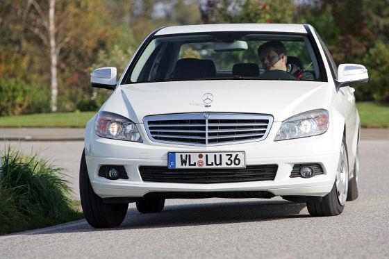 Mercedes C-Klasse C 180 Kompressor Classic