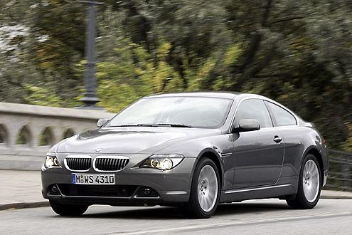 Innere Größe: Im Vergleich zum XKR sitzt es sich im BMW 650i schon fast wie in einer Limousine.