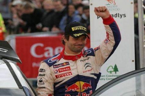 Sébastien Loeb hat noch nie so hart um einen WM-Titel kämpfen müssen