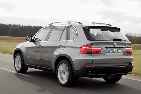 BMW lässt sich die Stabilisierung mit 3290 Euro bezahlen.