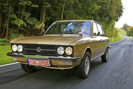 Volkswagen K 70 (1974)