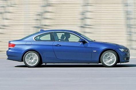 BMW 320i und 320d