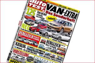 125 Vans im Heft