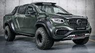 Extreme Pick-ups: Mercedes X-Klasse und Co