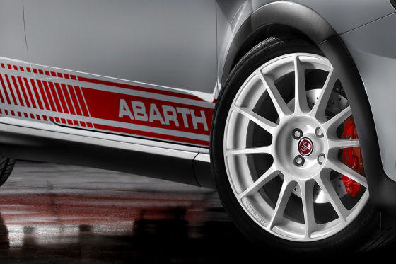 Fiat Abarth Grande Punto Supersport