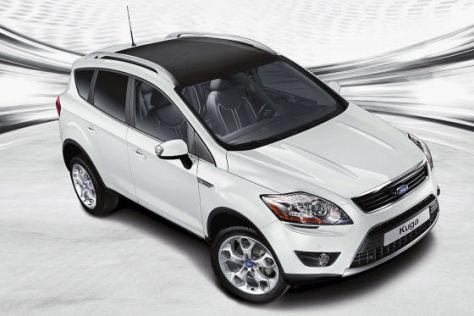 Ford Kuga White Magic
