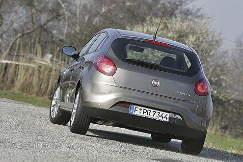 Ein Popo mit einer Prise Alfa: der neue Fiat Bravo.