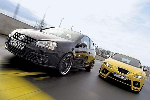Narrensicher: Beide Autos verlangen keinen Zauberer am Lenkrad.