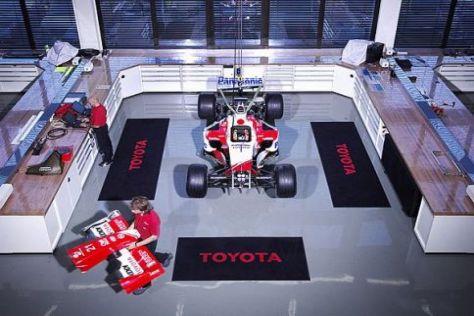 Toyota plant im Gegensatz zu Honda keinen Verkauf des Formel-1-Teams