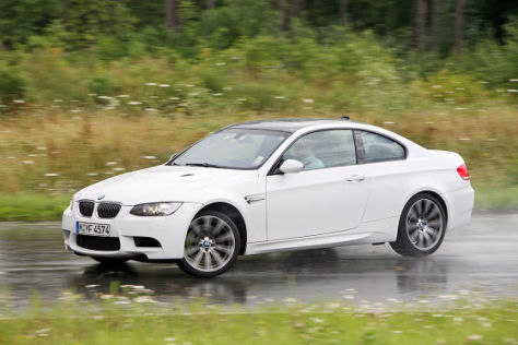 Bmw M3 überzeugt Im Dauertest Autobildde