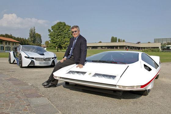 BMW Vision EfficientDynamics Pininfarina Modulo