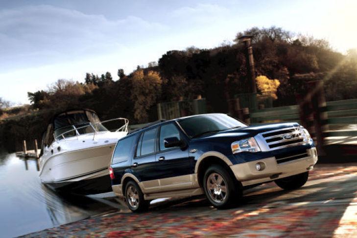 Ford Expedition El >> Die Monster-SUVs der USA - Bilder - autobild.de