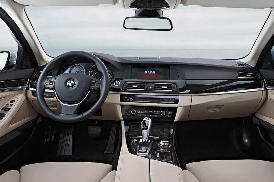 5er BMW (BMW 2010)