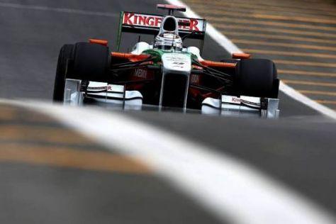 Force India bietet zwei Nacahwuchspiloten eine Formel-1-Testchance