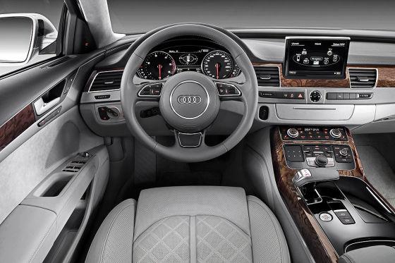 Cockpit Audi A8