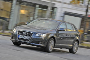 A3 ist Green Car of the Year
