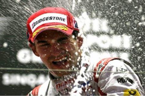 So stellt sich Timo Glock die langfristige Zukunft beim neuen Manor-Team vor...