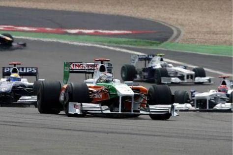 Adrian Sutil outet sich als Freund des neuen Punktesystems für 2010