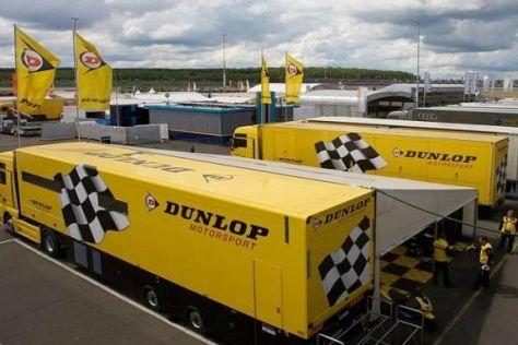 Dunlop wird auch 2010 exklusiver Reifenausrüster der DTM sein