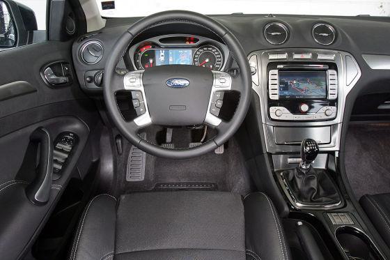 Ford Mondeo 2.0 Tunier TDCi Titanium