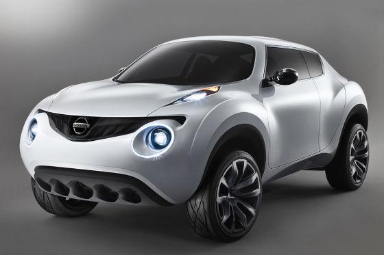 Nissan Qazana Studie