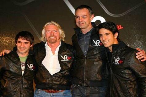Nick Wirth und seine Virgin-Jungs: Mit kleinem Budget zum Erfolg in der Formel 1?