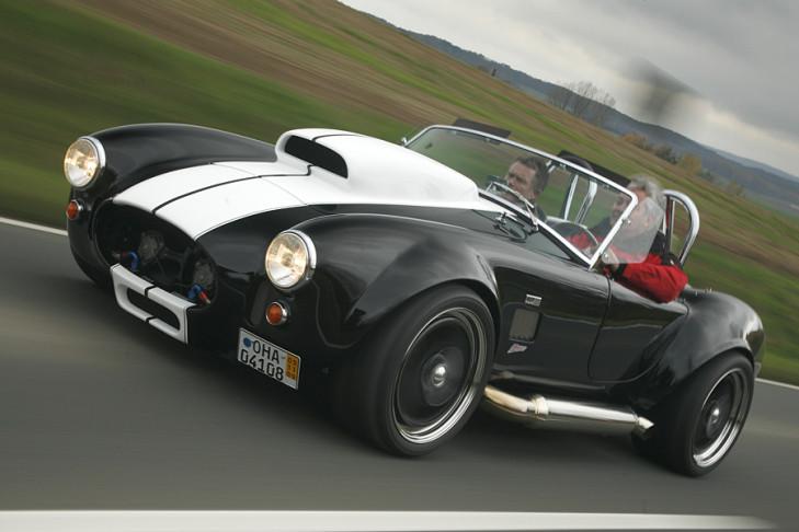 Weineck Cobra Mit 1100 Ps Bilder Autobild De