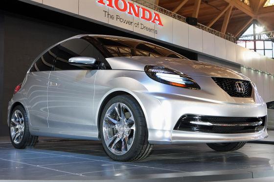 "Honda ""New Small Concept"""